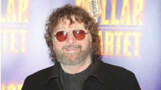 Chas Hodges from Chas and Dave