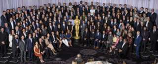 Oscars luncheon photo