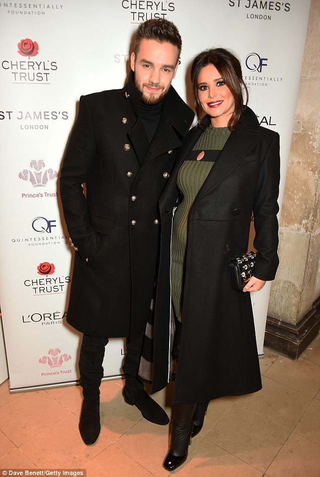 Smitten with her family: The singer (pictured in November 2016) welcomed her first child with boyfriend Liam Payne, 23, last month